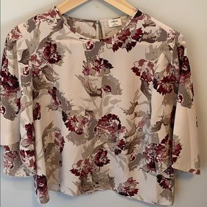 Wilfred floral top